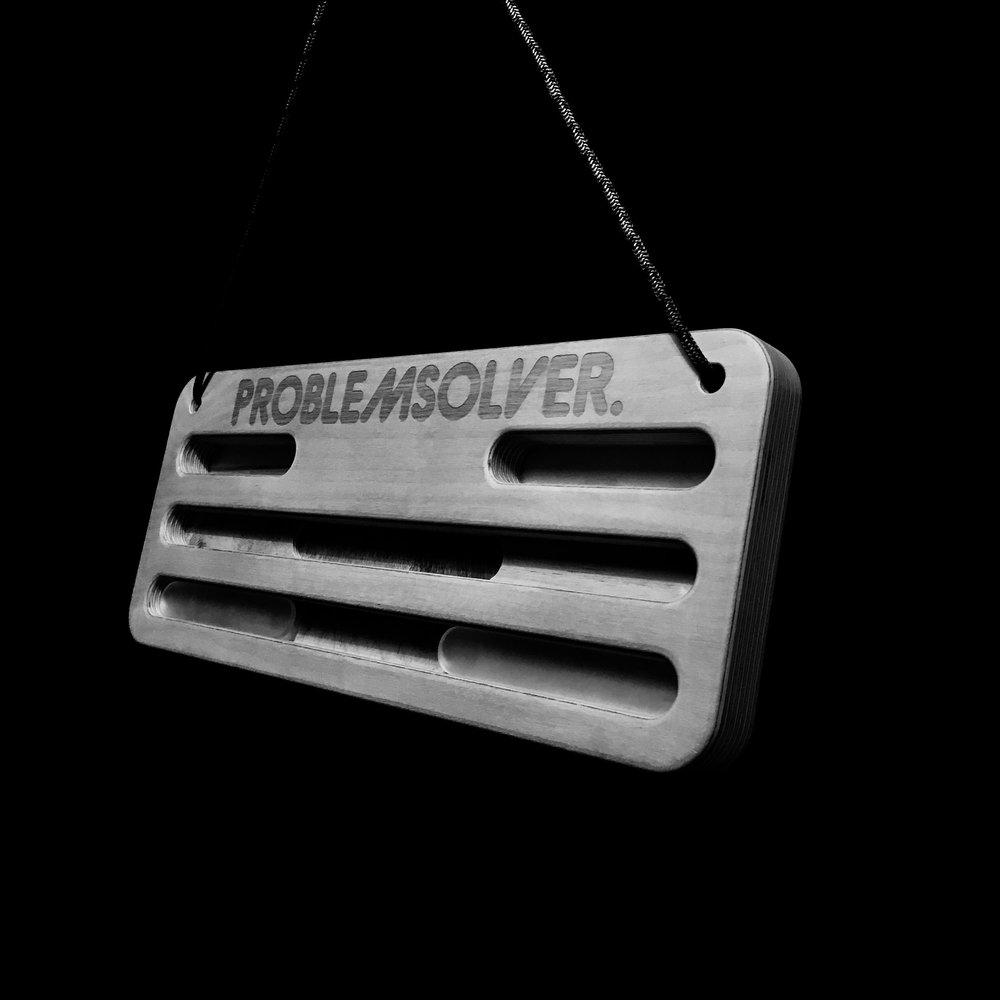Problemsolver hangboard climbing tilt easy