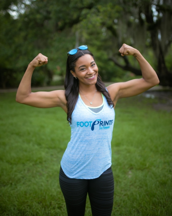April Dupré Founder/Wellness Coach