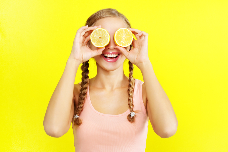 "Let ""Lemon Girl"" guide ya!"