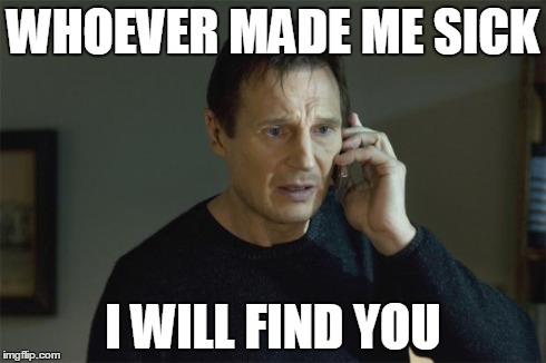 Don't get Neeson'd