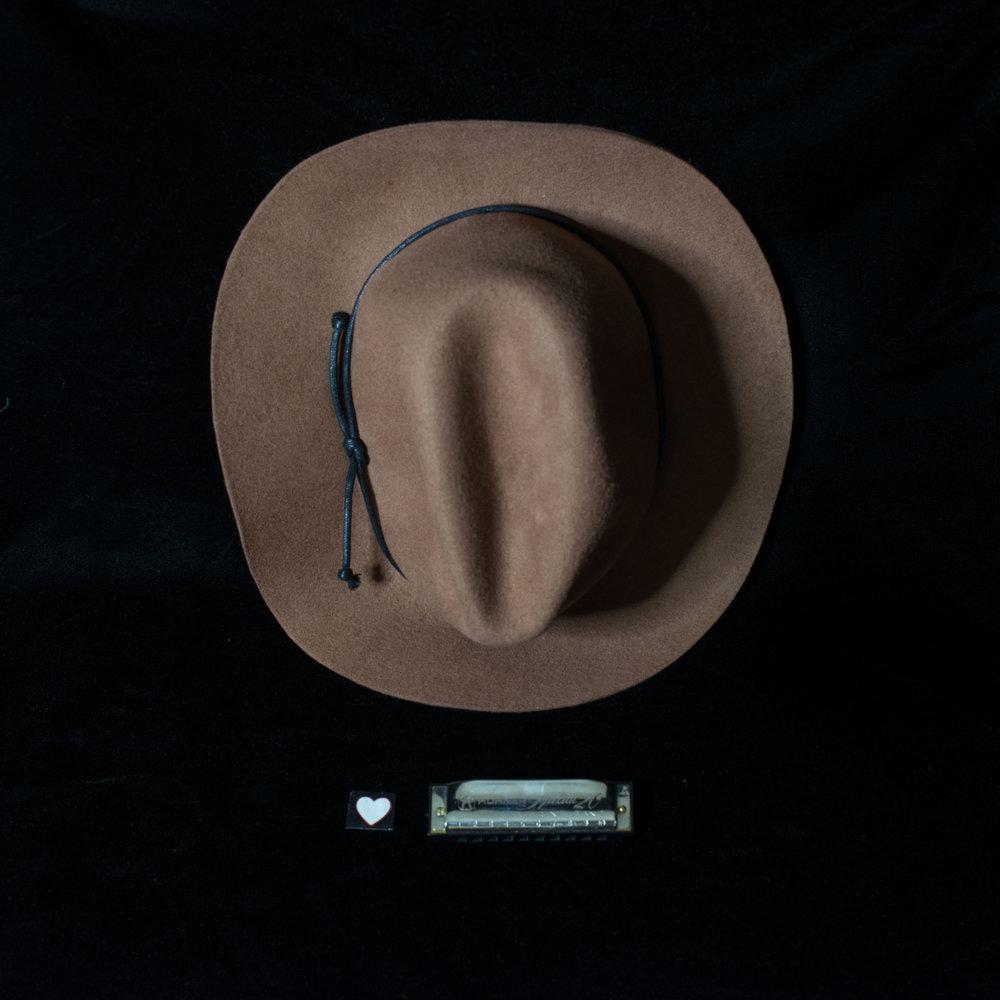 H Hat Harmonica Heart