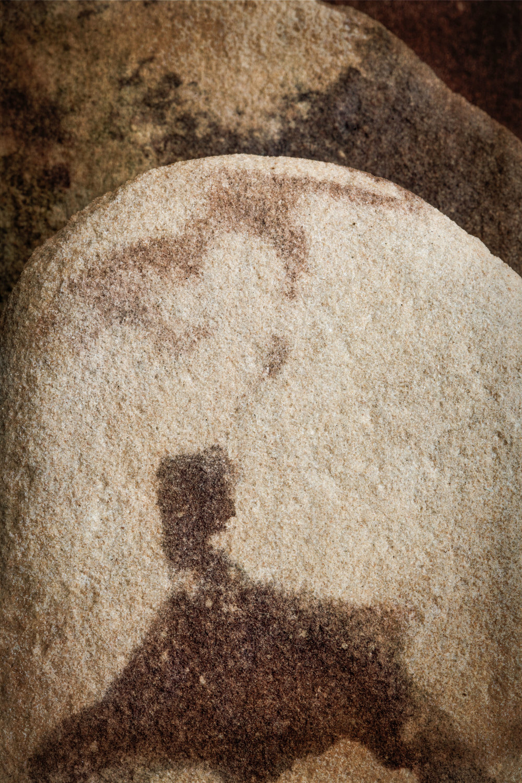 Storytelling Stone #5 (Jacobsville Formation)