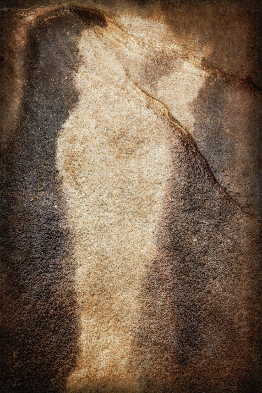 Storytelling Stone #3 (Jacobsville Formation) (Danu)