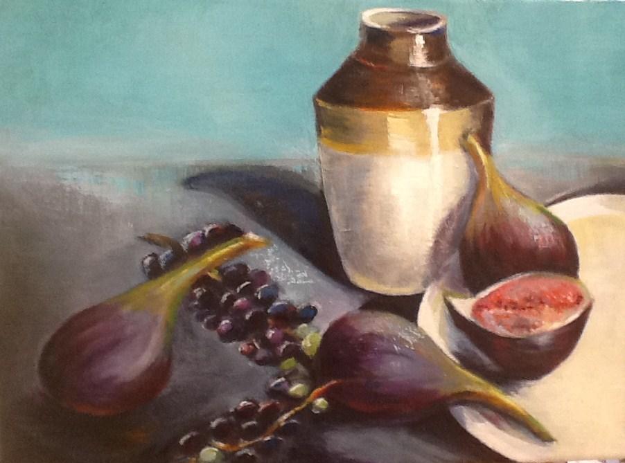 Caroline's Figs (Sold)