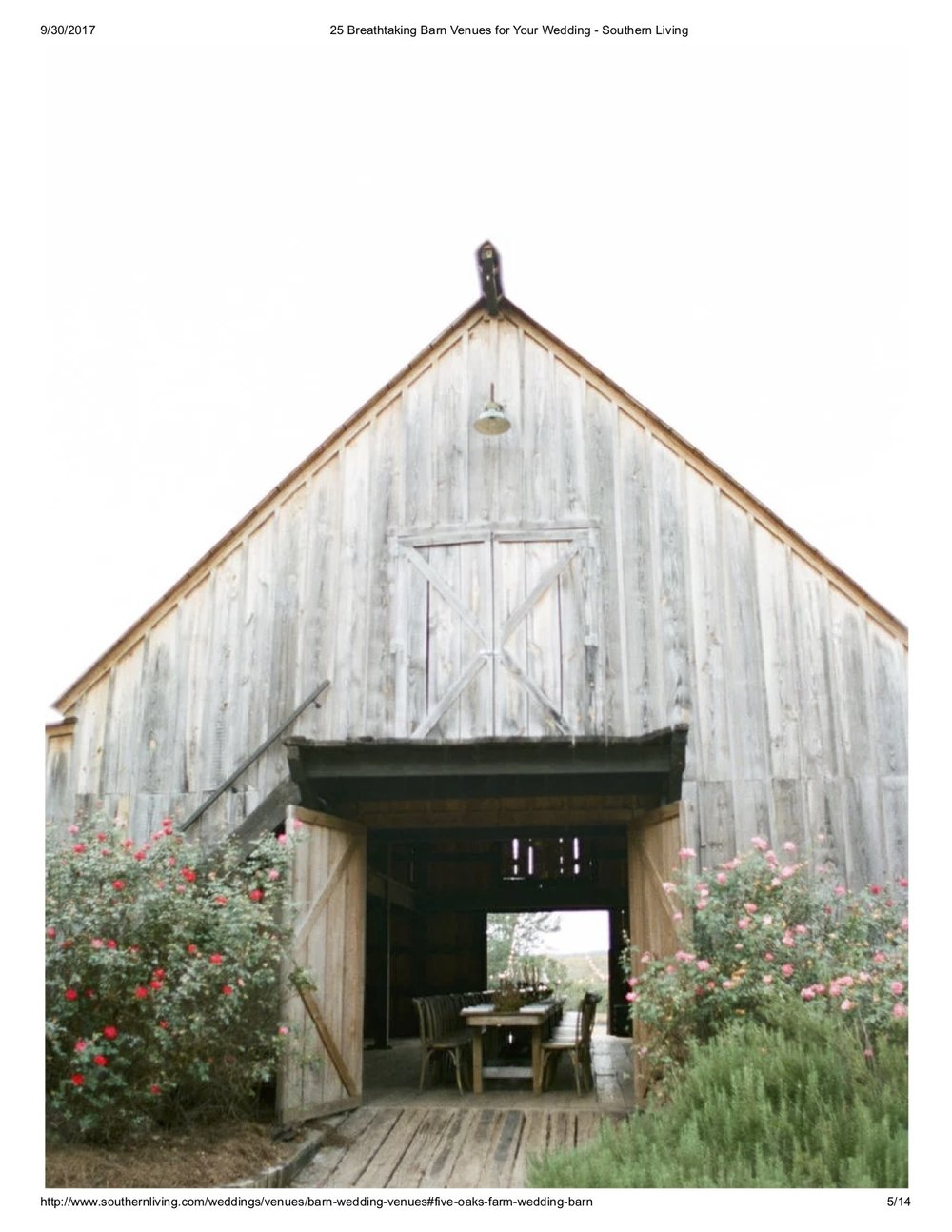 5.25 Breathtaking Barn Venues for Your Wedding - Southern Living copy 3.jpg