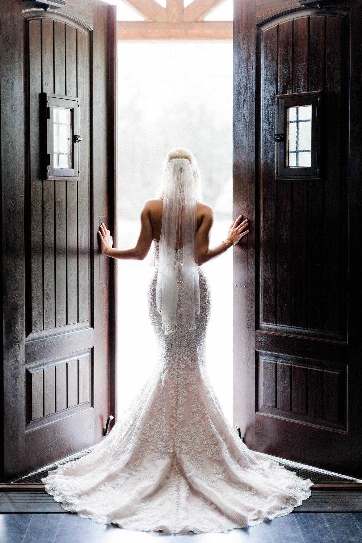 """""""Amanda's Rustic & Romantic Bridal Shoot"""" -Bridal Beauty Magazine"""