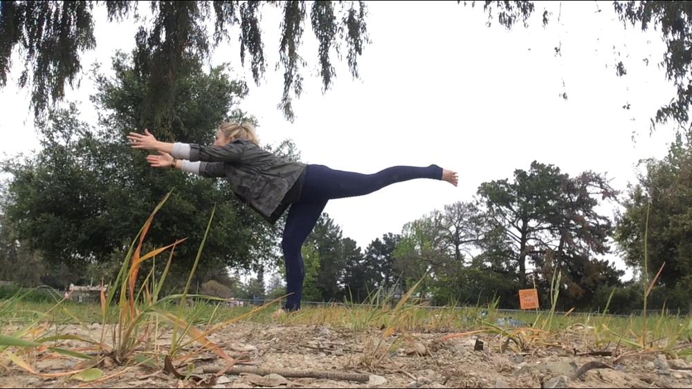 Yoga in the park San Jose