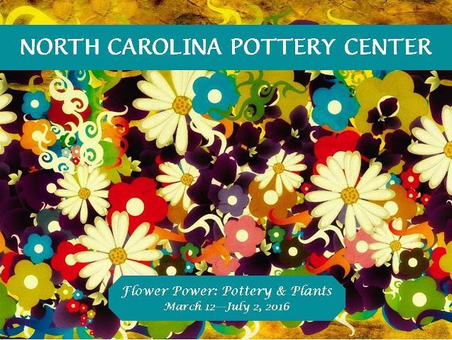 Flower Power: Pottery & Plants