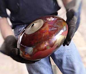 Making Raku Pottery | Firing techniques by Steven Forbes-deSoule