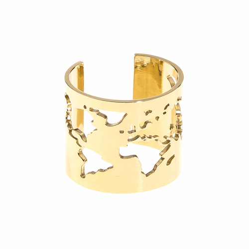World map 14k gold ring jenna michelle jewelry world map 14k gold ring gumiabroncs Images