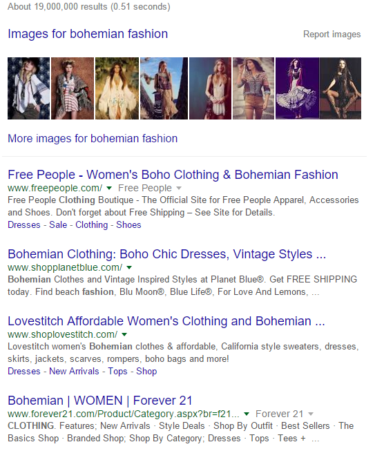Bohemian Fashion Google Search