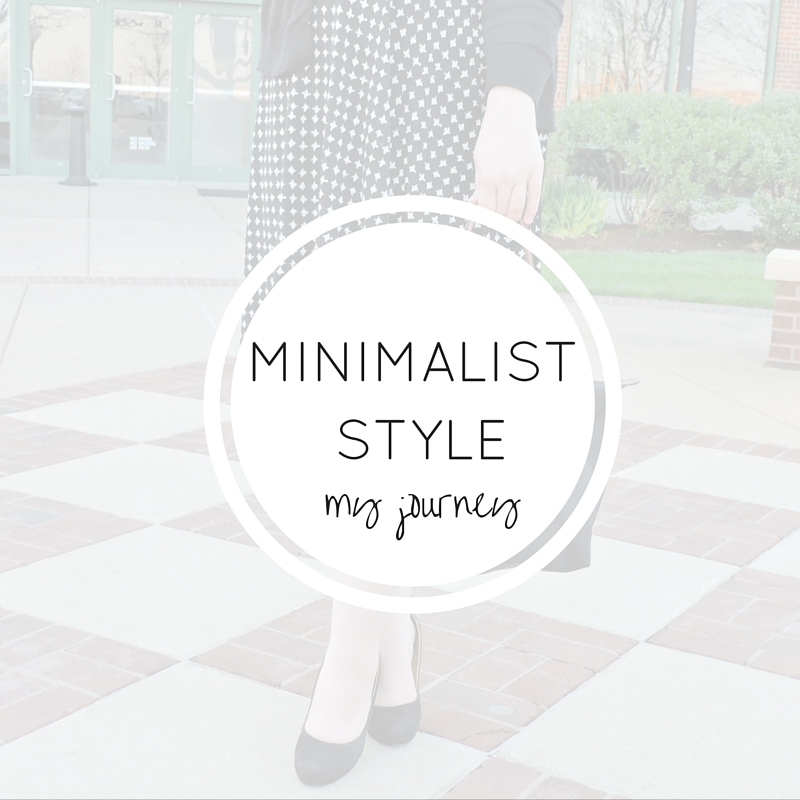 Minimalist Style | My Journey