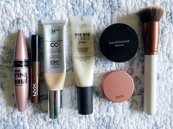 Complete Simple Makeup Look
