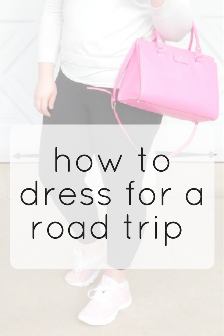 How to Dress for a Road Trip | Sarah Michelle Blog