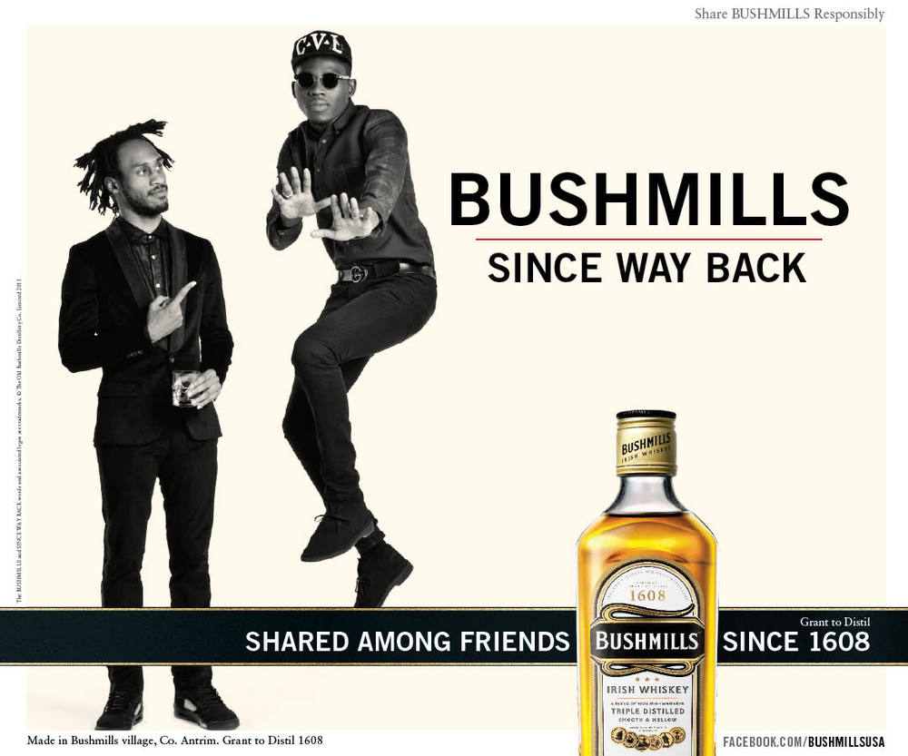 Bushmills - Theophilus London
