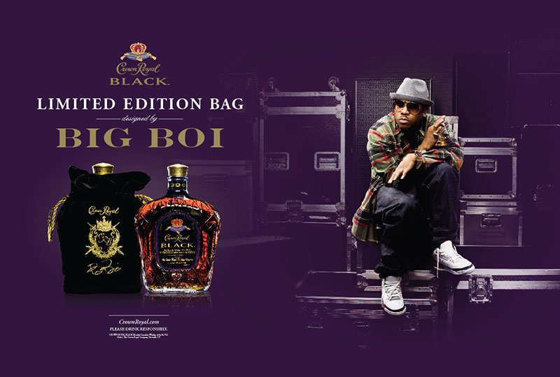 Crown Royal - Big Boi