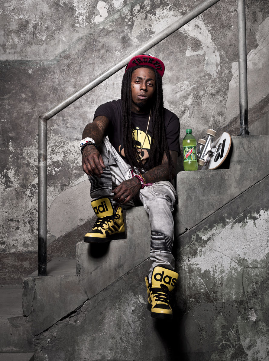 Mountain Dew - Lil Wayne