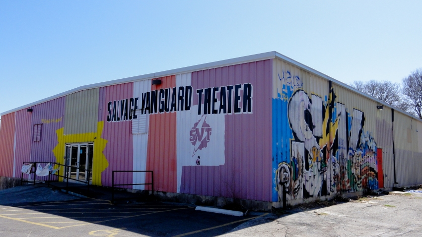 Salvage Vanguard Theater