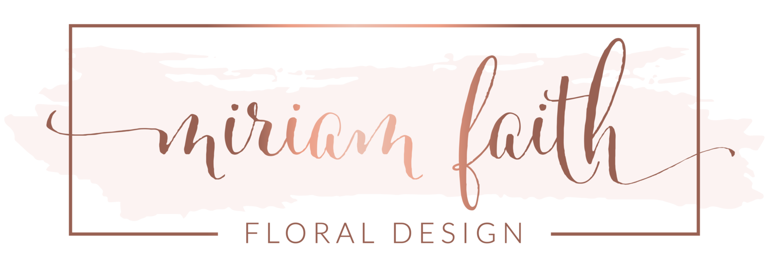 Miriam Faith Floral Design | London | Wedding and Events Floristry |