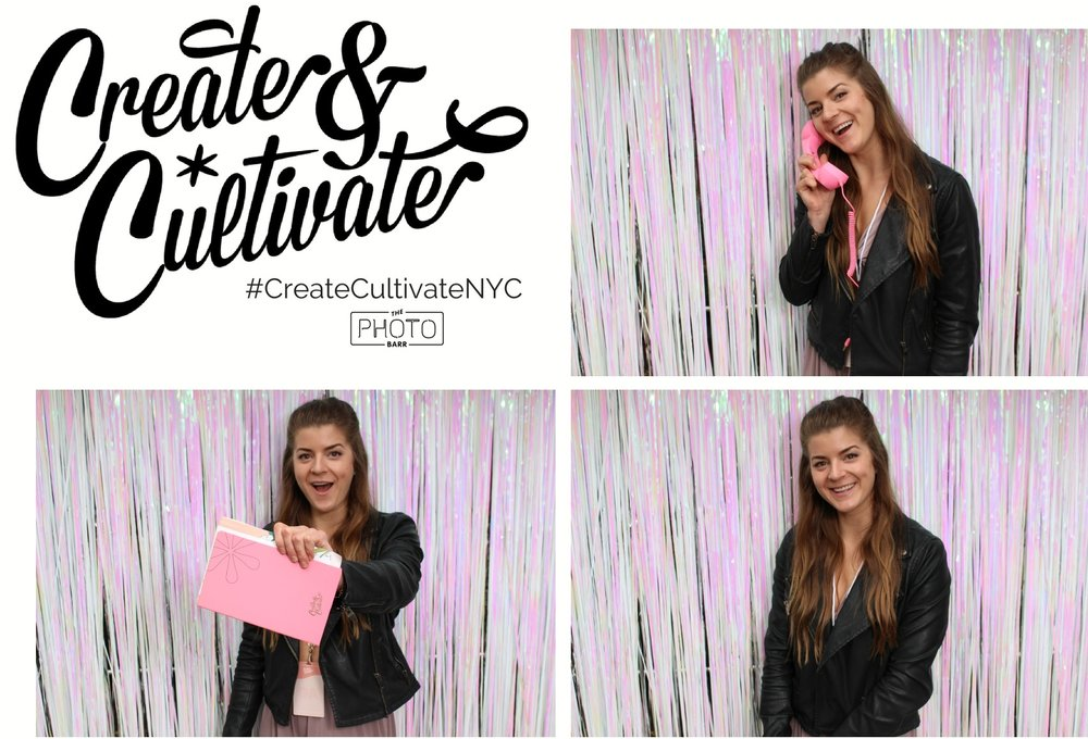 I'm definitely not a photobooth natural