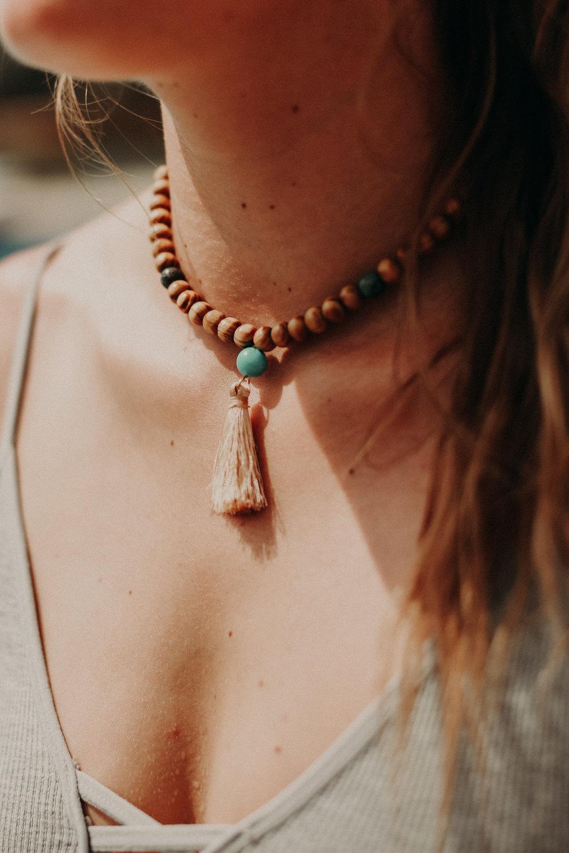 mala bead workshop