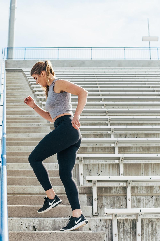 stadium stair workout