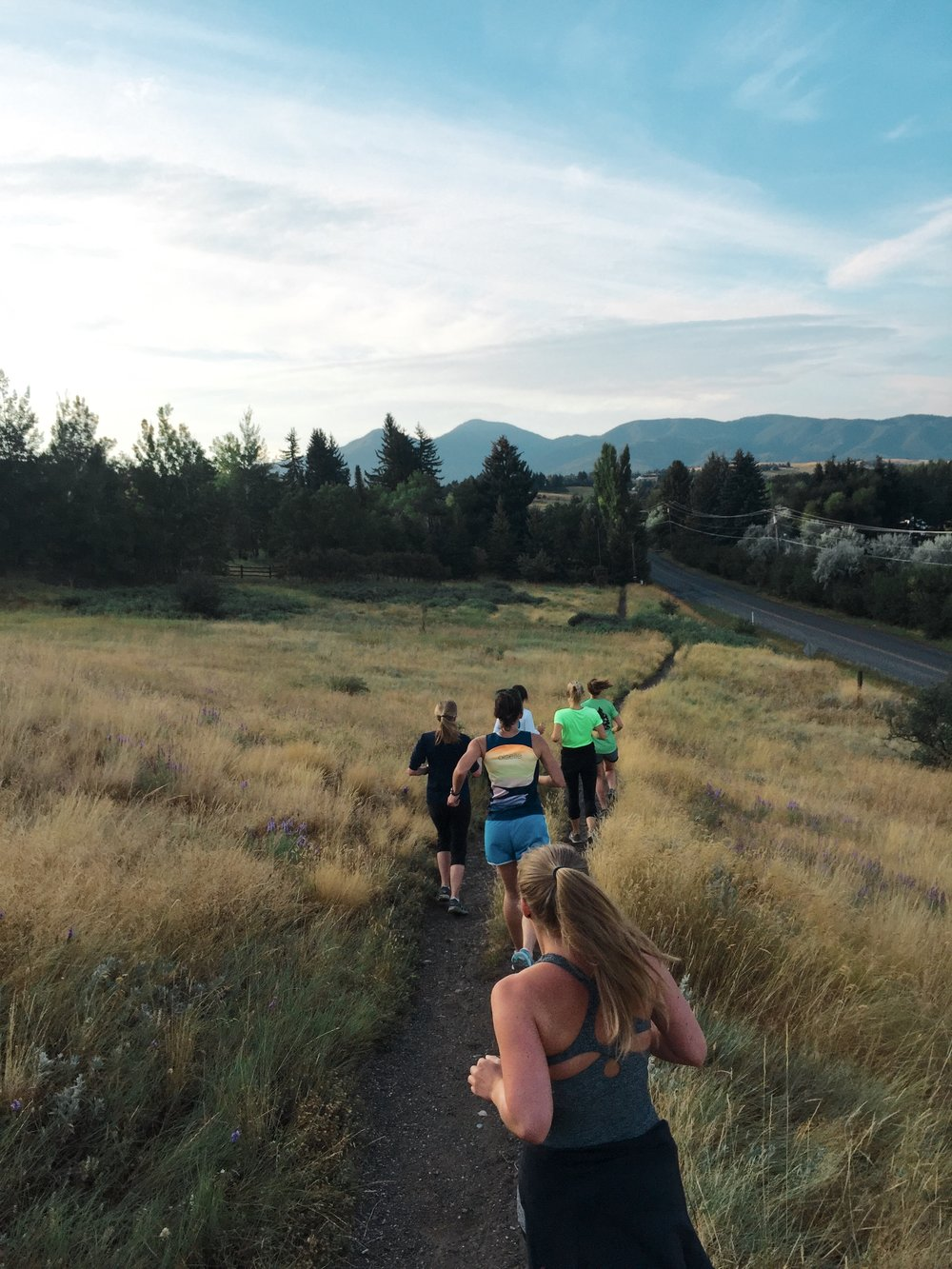 petes hill run bozeman montana