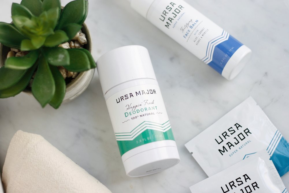 ursa major skincare products for a healthier skincare routine
