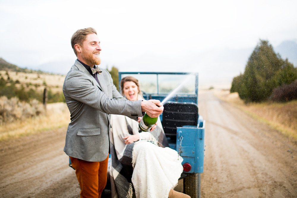 styled wedding shoot in paradise valley montana by nicole wild imagery