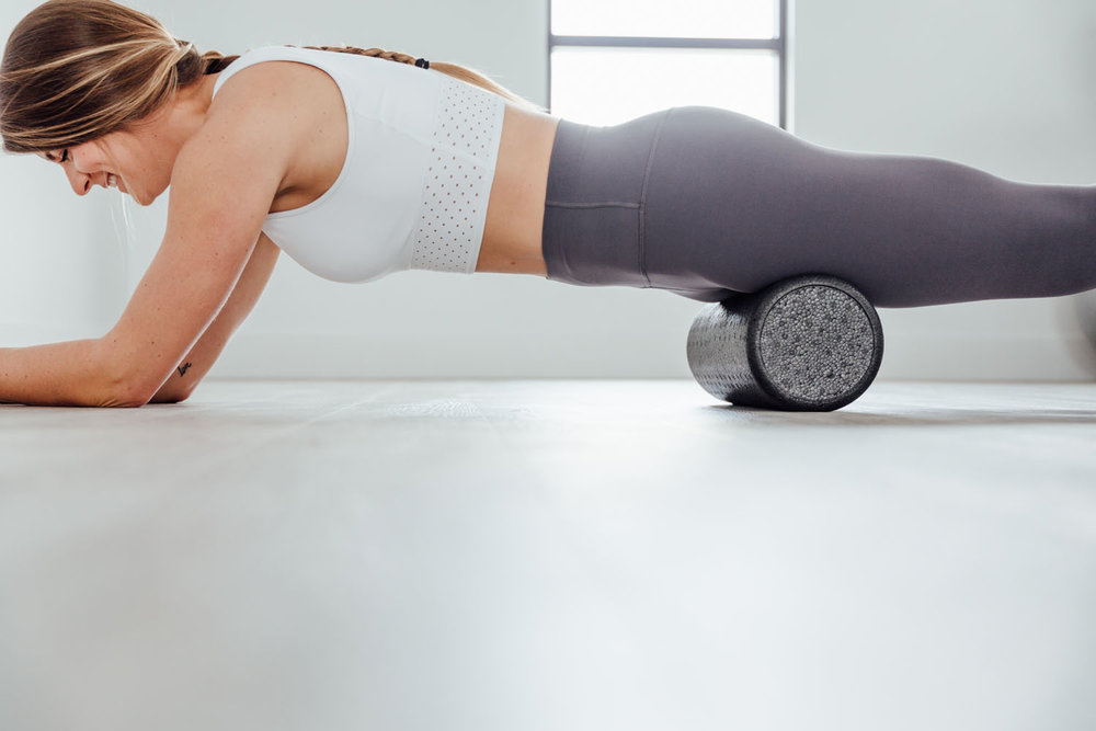 a beginners guide to foam rolling and the foam rolling benefits