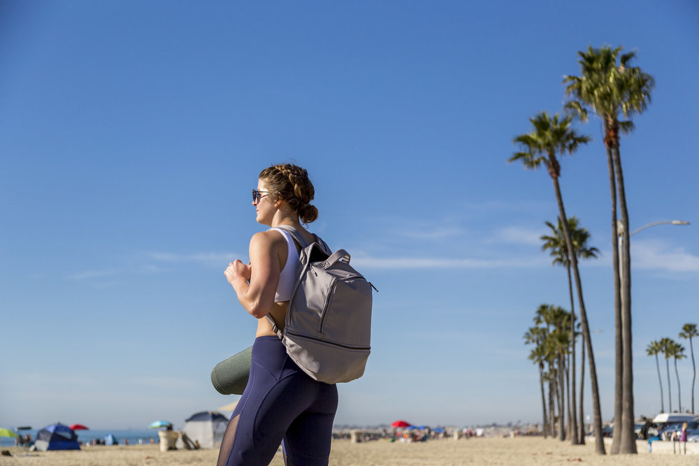 what to bring for working out while on vacation and the must-have items for working out while traveling