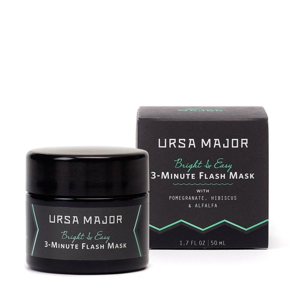 3-minute flash mask bu ursa major