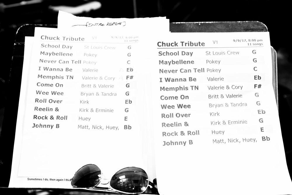 Hail Hail Chuck Berry Tribute
