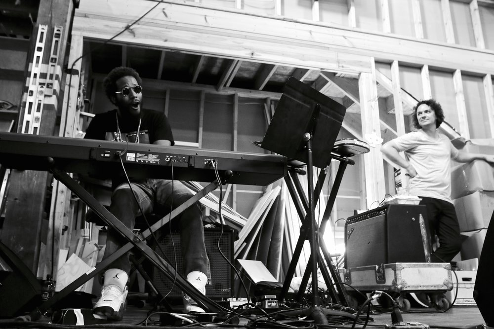 Cory Henry & Dave Grelle