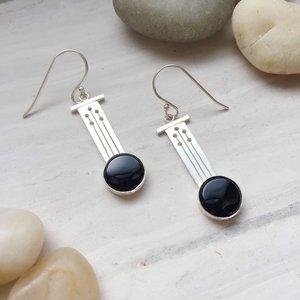 Nunya Earrings