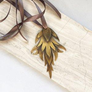 Fiore Fuoco Pendant