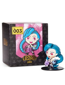 League of Legends Mini Figures