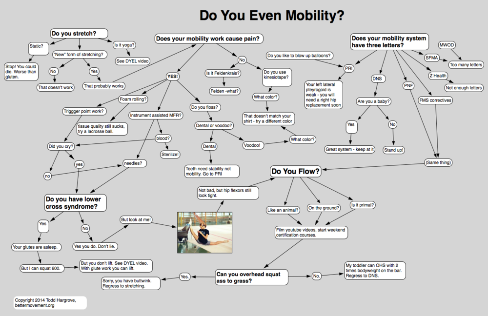 Blog - Do you even mobility