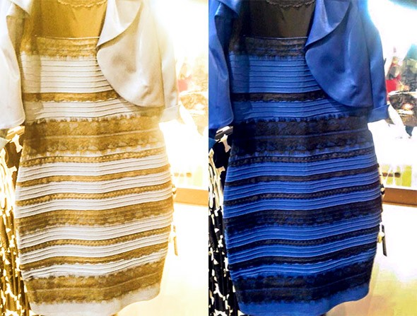 The dress blue and black proof box