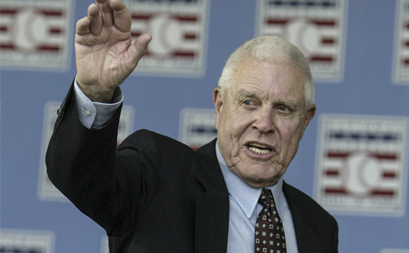 Lon Simmons (broadcaster)