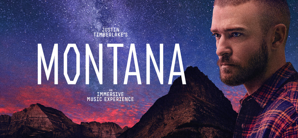 Justin Timberlake's - Montana   An Immersive 360 Experience (Exclusively at MoPop Museum - Seattle, WA)