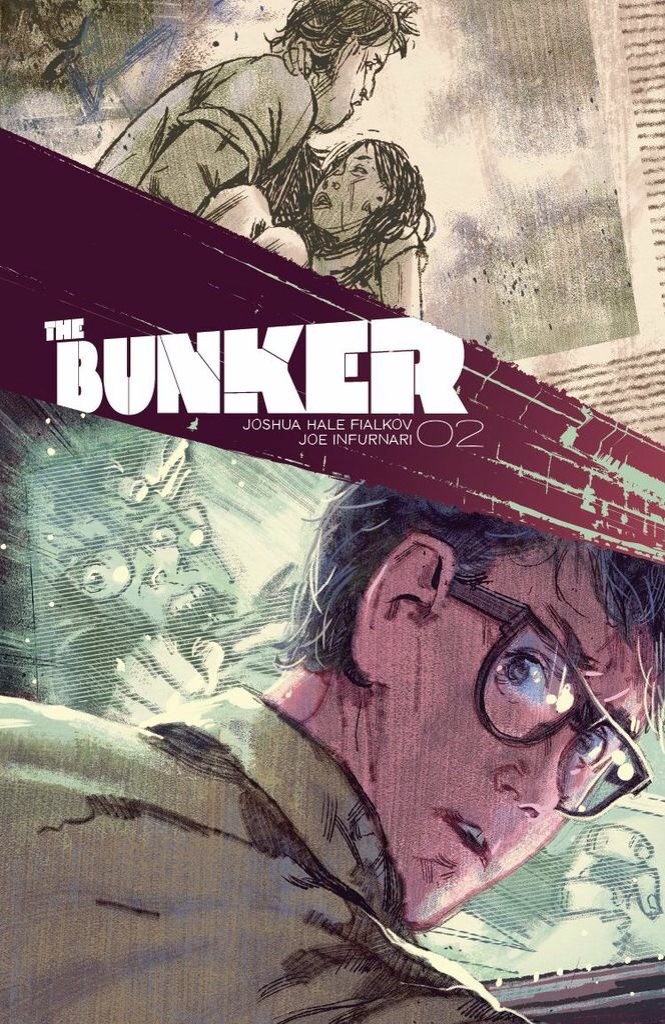 Final Cover for The BUNKER #2