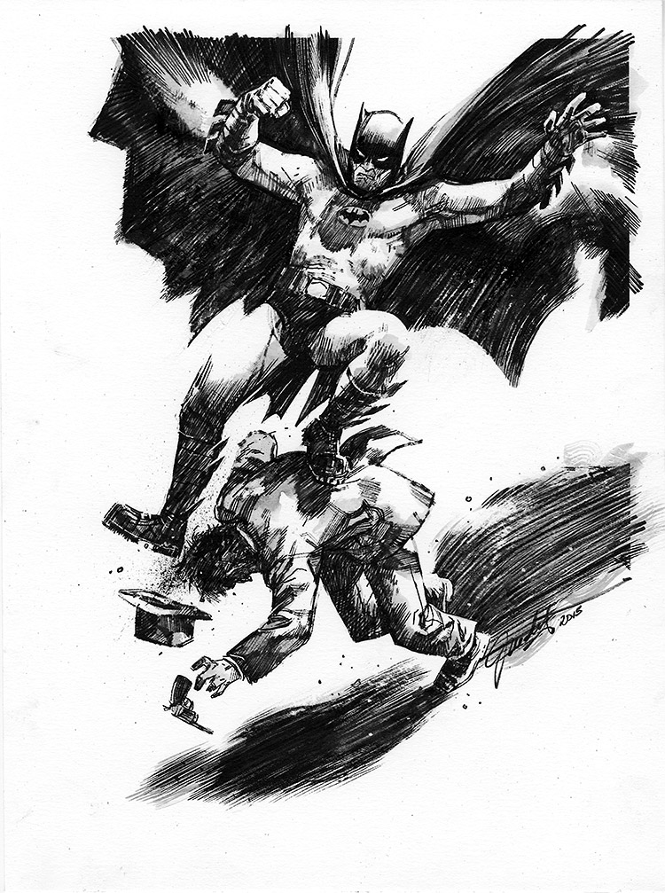 Batman. $150.