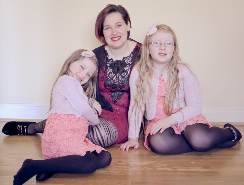 Family Photoshoot in Ireland