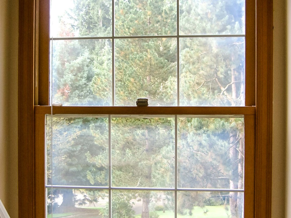 Foggy, Hazy Double Pane Window Repair Fix