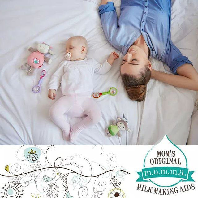 Momma's milk contains substances that promote sleep and calm in infants. Co-sleeping or crib-sleeping, all moms want a good night's rest! Help keep milk supply healthy with a balanced diet, lots of water, and rest! Our nutritious mixes can help support a healthy supply and can be blended into a smoothie, mixed into oatmeal, or baked into your favorite recipe! Pick yours up on Amazon: http://amzn.to/2lutNAR.