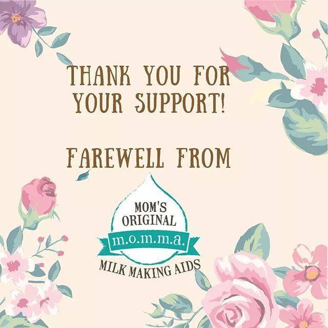 "Thank You and Farewell  Due to circumstances beyond MOMMA's control, our lactation smoothie mixes will cease sales and production in September 2017 with the final day to purchase being 9/11/17. Our founder, Kristi Woodburn, and our entire MOMMA team extend heartfelt thank yous to everyone who gave our product a chance and the support of our MOMMA-loving mommas. The loyalty of our repeat customers was unmatched and something our team has truly valued during our unbelievable run.  It's Been Fun  It has been amazing bringing our product to the public and seeing so many reviews of happy customers who were helped by MOMMA. We have appreciated the positive reviews, as well as the constructive criticisms that have helped us improve our product and business over the years.  Our Final Sale Beginning today until 9/11/17 MOMMA is giving away a free bag for each bag of smoothie mix purchased while supplies last.  Please look for and share the following post on our Facebook page at www.facebook.com/MyMommaMilk.  Ideally, we would love to personally contact each of our existing customers to let them know of the situation but do not want to violate Amazon's Terms of Service. As such, we hope you'll help us get the word out via social media. We don't want any momma left disappointed.  Don't buy ONE bag of MOMMA Lactation Smoothie Mix! Instead, put TWO bags in your Amazon shopping cart and you'll get one of them for free!  The discount is applied to your lowest priced item. Order 2 bags as many times as you like and get one free in each order! Don't use the 1-Click Ordering, you must click the ""Add to cart button"" to get the discount. Link in bio."