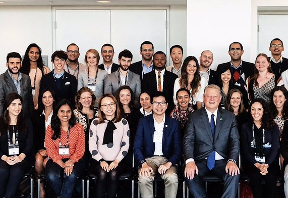 Al Gore's Climate Reality Leadership Training - fall 2017Climate speaker trainingled by Al Gore in Pittsburgh, USA