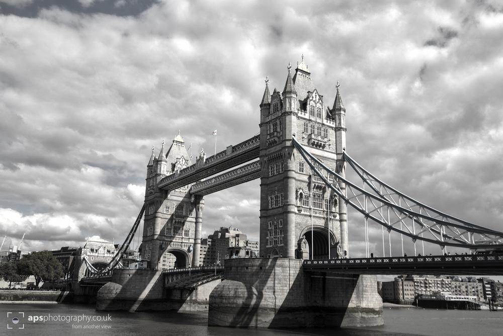 Tower Bridge - London September 2015