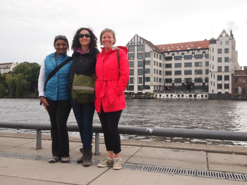 At the Spree River